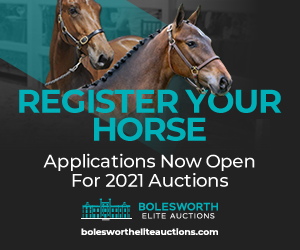 Bolesworth Elite Acutions (Manchester Horse)