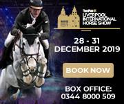 Liverpool International Horse Show 2019 (Manchester Horse)